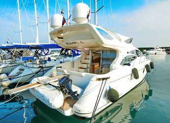 Rent a yacht in Marina Kornati - Azimut 43