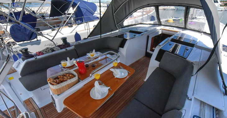 Alquilar velero Hanse 505 en Marina Kornati, Kornati-Biograd