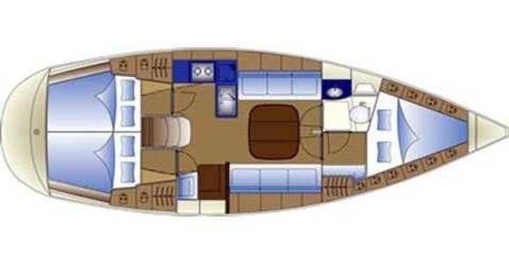 Alquilar velero Bavaria 36 en Marina Sukosan (D-Marin Dalmacija), Sukosan