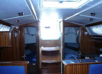 Chartern Sie segelboot Bavaria 36 in Marina Sukosan (D-Marin Dalmacija), Sukosan