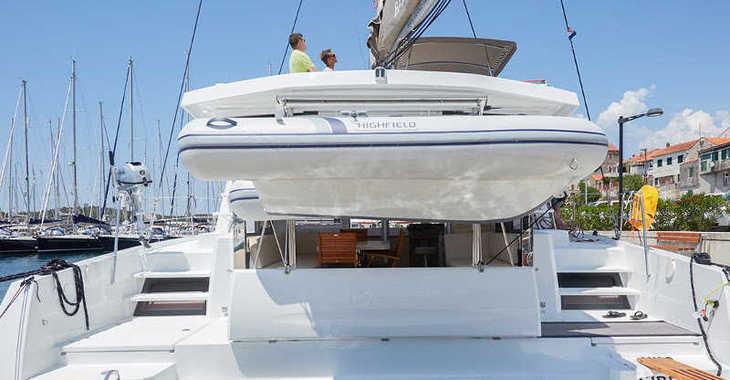 Rent a catamaran in Marina Mandalina - Bali 4.0