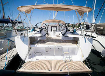 Rent a sailboat in Marina Mandalina - Elan 494 Impression