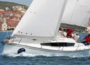 Rent a sailboat in Marina Mandalina - Delphia 31