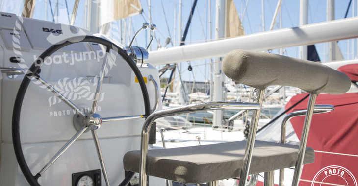 Alquilar catamarán Lagoon 39 en Muelle de la lonja, Palma de mallorca