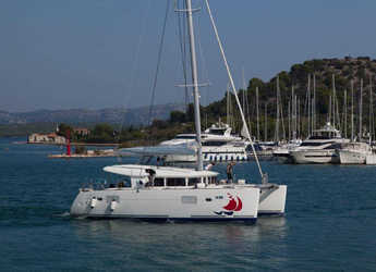 Rent a catamaran in Marina Hramina - Lagoon 400