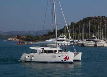 Chartern Sie katamaran in Marina Hramina - Lagoon 400