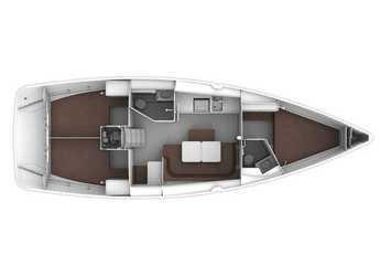 Alquilar velero Bavaria Cruiser 41 en Marina Hramina, Murter