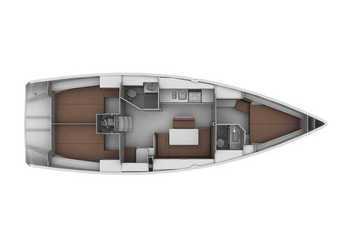 Rent a sailboat Bavaria 40 CN in Marina Hramina, Murter