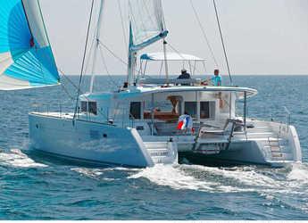 Alquilar catamarán en Marina Hramina - Lagoon 450