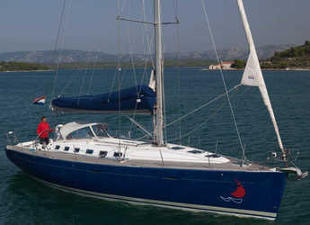 Rent a sailboat in Marina Hramina - First 47.7