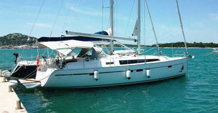 Rent a sailboat in Marina Hramina - Bavaria 46 CN