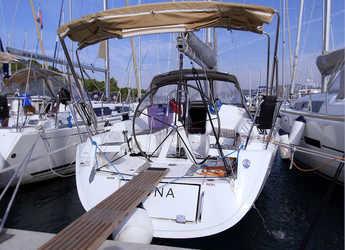 Louer voilier à Marina Frapa - Dufour 34 Performance