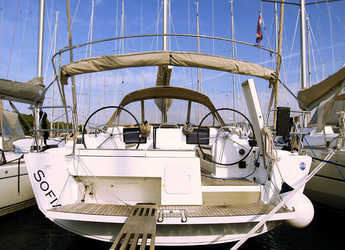 Rent a sailboat in Marina Frapa - Dufour 412 Grand large