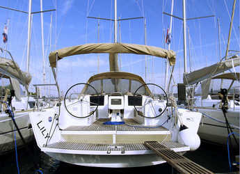 Rent a sailboat in Marina Frapa - Dufour 410 Grand Large