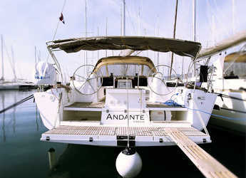 Rent a sailboat in Marina Kastela - Dufour 500 Grand Large