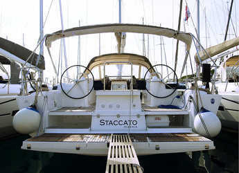 Rent a sailboat in Marina Frapa - Dufour 512 Grand Large