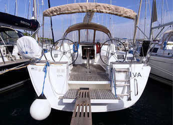 Rent a sailboat in Marina Frapa - Dufour 375 Grand Large