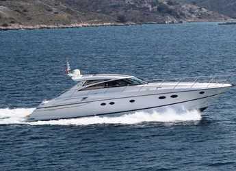 Rent a motorboat in Marina Kremik - Princess V 58