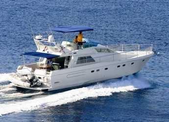 Rent a yacht in Marina Kremik - Ferretti 52-7
