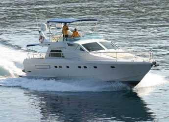 Rent a yacht in Marina Kremik - Ferretti 52-8