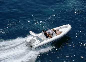 Rent a motorboat Brig Eagle 645 in Marina Kremik, Primosten