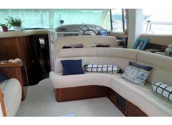 Rent a motorboat Jeanneau Prestige 36 Fly in Marina Kremik, Primosten