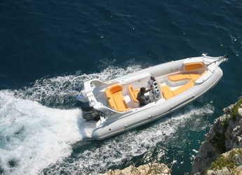 Rent a motorboat AGA Marine Spirit 640 in Marina Kremik, Primosten