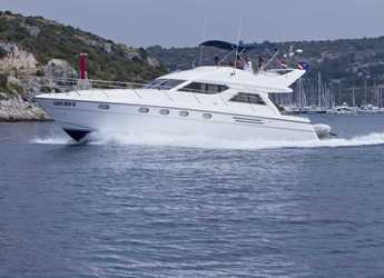 Rent a yacht in Marina Kremik - Princess 480