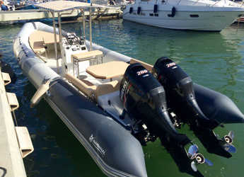 Rent a motorboat in Naviera Balear - Narwhal SP-900