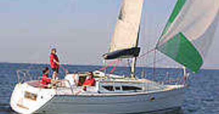 Rent a sailboat in Marina Betina - Sun Odyssey 32