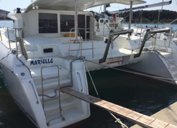 Rent a catamaran in Marina Betina - Lagoon 421