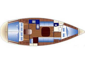 Rent a sailboat Bavaria 36 Cruiser in Marina Betina, Betina