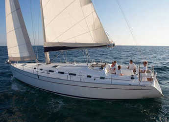Rent a sailboat in Marina Betina - Beneteau Cyclades 50.5