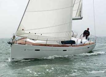 Rent a sailboat Beneteau Oceanis 43  in Marina Betina, Betina