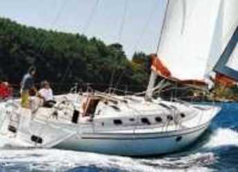 Rent a sailboat in Marina Betina - GibSea 43-4