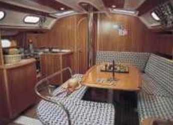 Rent a sailboat GibSea 43-4 in Marina Betina, Betina
