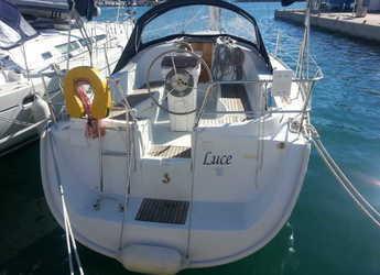 Rent a sailboat in Marina Betina - Oceanis 331