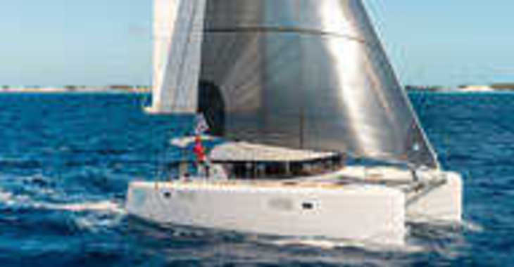 Rent a catamaran in Marina Betina - Lagoon 39
