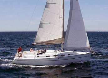 Rent a sailboat in Marina Betina - Beneteau Cyclades 39.3