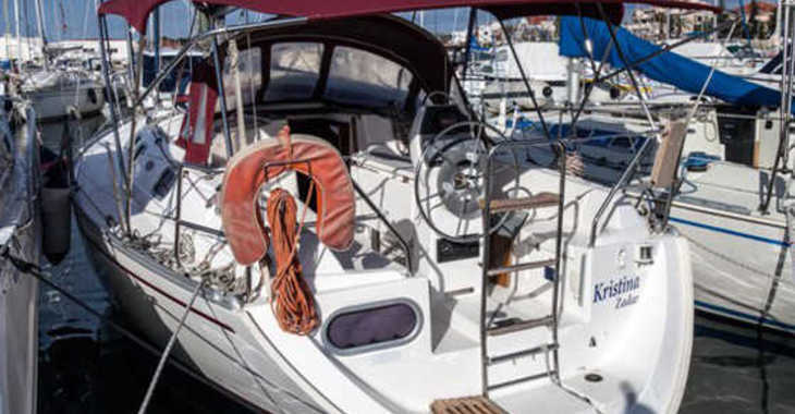 Rent a sailboat in Marina Zadar - Gib Sea 33