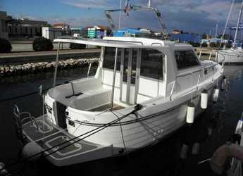 Rent a motorboat in Marina Zadar - Adria 1002 -Bow thruster