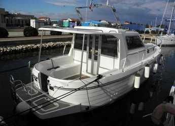 Alquilar lancha en Marina Zadar - Adria 1002 -Bow thruster