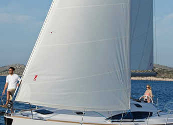 Chartern Sie segelboot in Marina Zadar - Elan 40 Impression - with AC