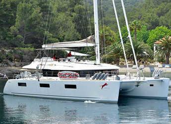 Rent a catamaran in Marina Kastela - Lagoon 620