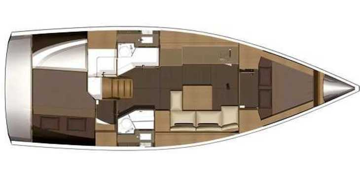 Rent a sailboat in Manuel Reef Marina - Dufour 412 Grand Large