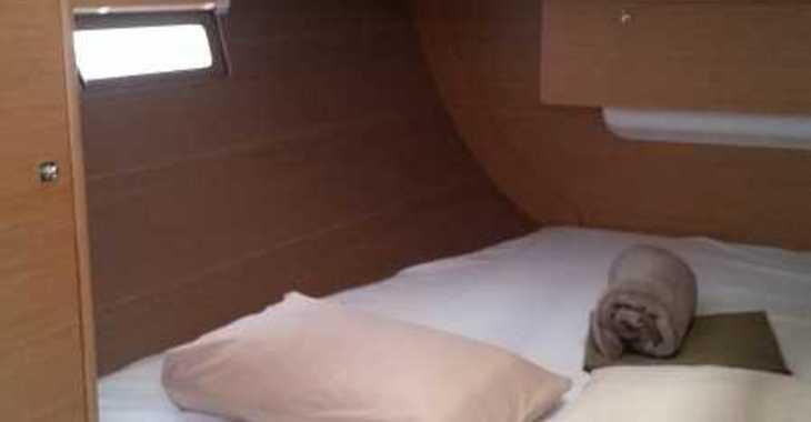 Alquilar velero Dufour 500 Grand Large en Marina el Portet de Denia, Denia