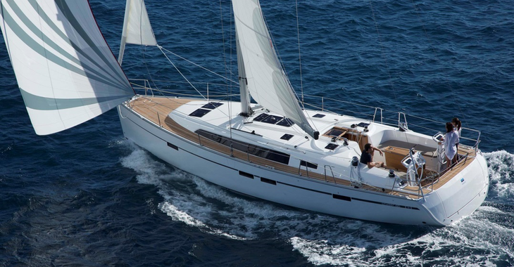 Rent a sailboat Bavaria 46 Cruiser in JY Harbour View Marina, Tortola East End