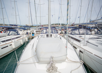 Rent a sailboat in JY Harbour View Marina - Bavaria 46 Cruiser