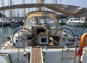 Rent a sailboat in Veruda - Oceanis 46
