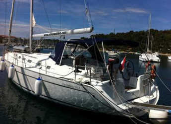 Rent a sailboat in Veruda - Cyclades 50.4